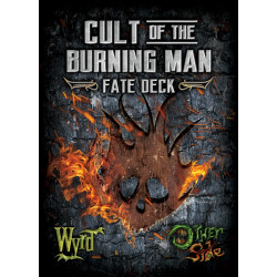 Cult of the Burning Man...