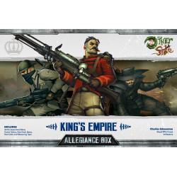 King's Empire Allegiance...