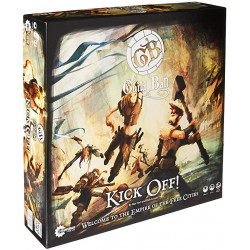 Guild Ball Kick off!...