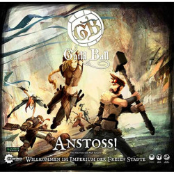 Guild Ball Anstoss !...