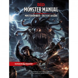 D&D: Monster Manual -...