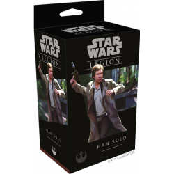 Star Wars Legion - Han Solo...