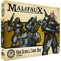 ME3 - Von Schill Core Box - EN