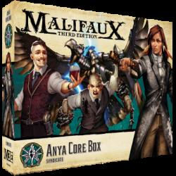 Malifaux 3rd Edition - Anya...