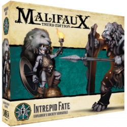 Malifaux 3rd - Intrepid...