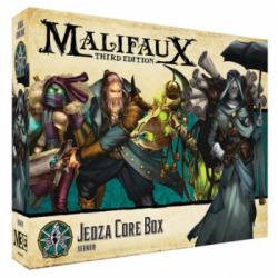 Malifaux 3rd - Jedza Core...