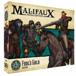 Malifaux 3rd - Fool's Gold...