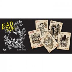 Malifaux Bad Ink Fate Deck